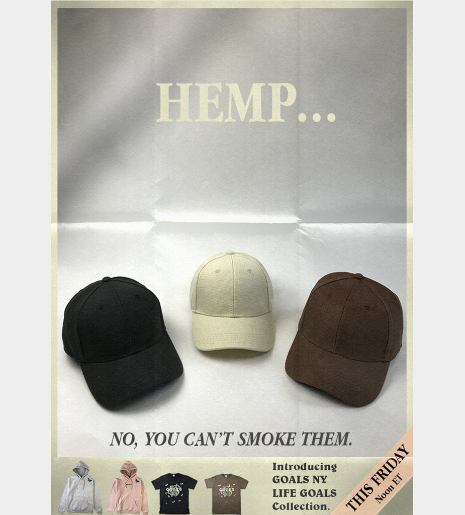 Hemp Minimalism Snapback (Earth)