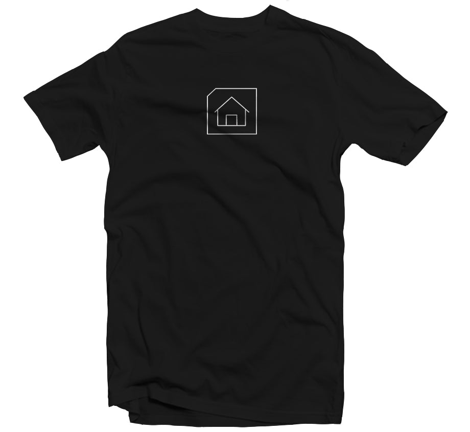 Home Base T-shirt (Black)