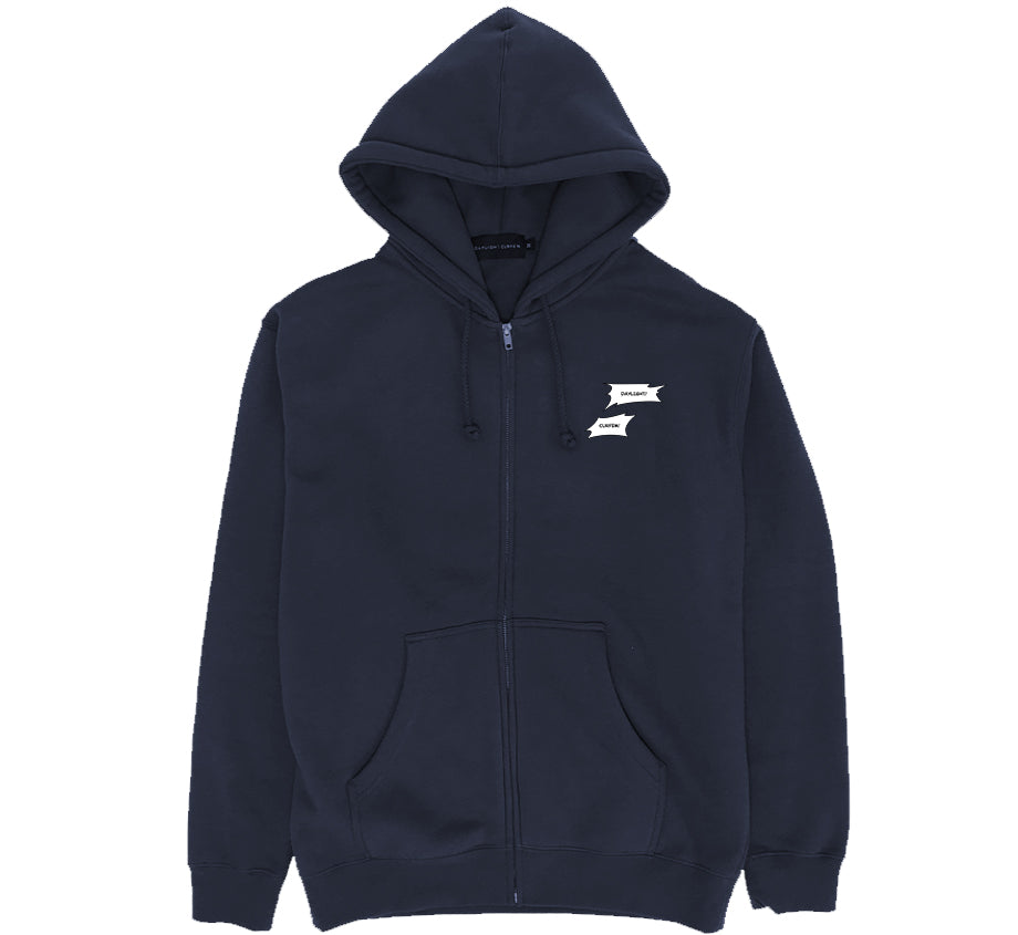 Gundam Swords Zip Up Hoodie
