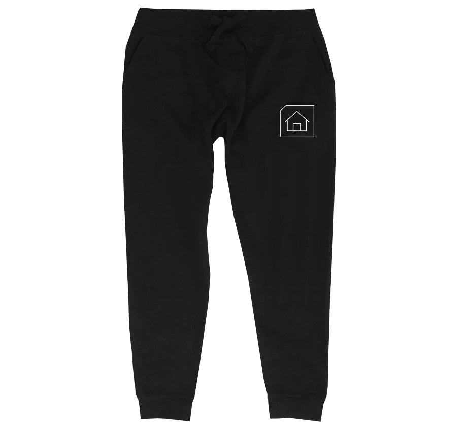 Home Base Joggers (Black)