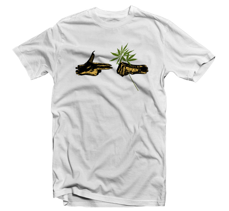 Run The Jewels 420 T-shirt - White