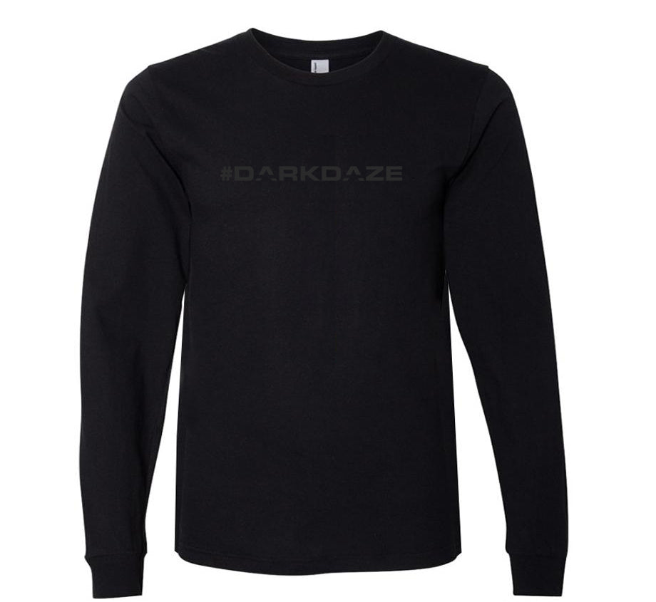 #DARKDAZE Long Sleeve T-shirt