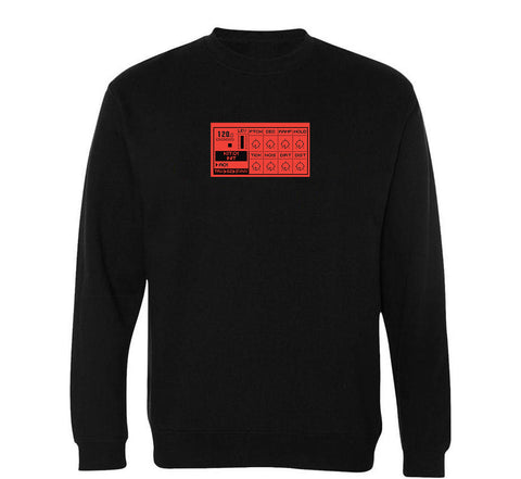 Machinedrum Sweatshirt