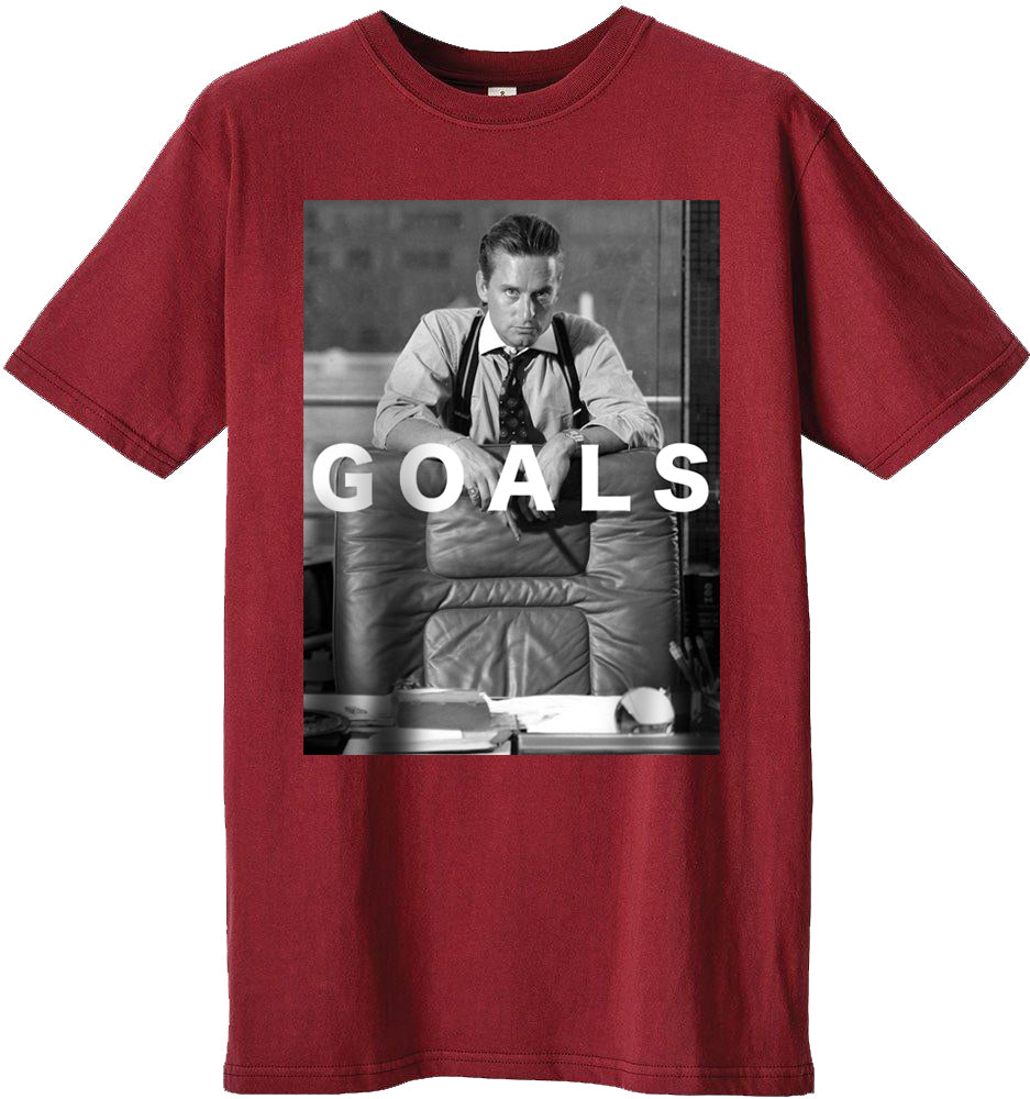 Patriot Goals T-shirt (Maroon)