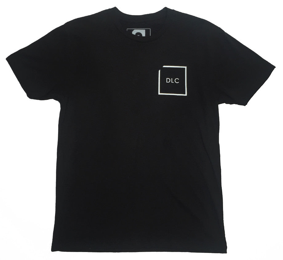 Boxed In T-shirt - Black