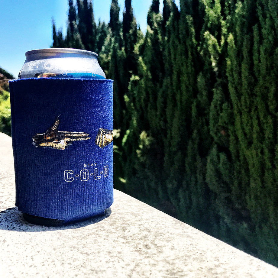 Stay Cold Beer Koozie
