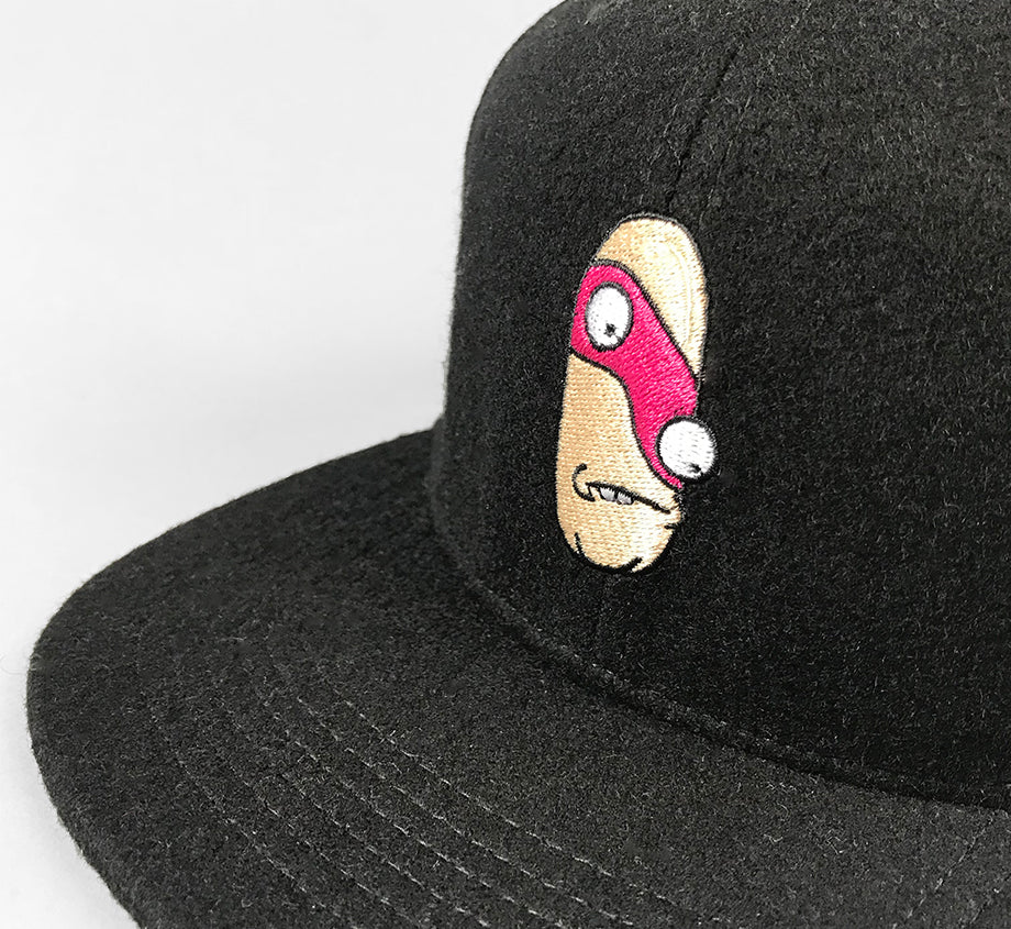 Noob Noob Wool Snapback (Edition of 100)