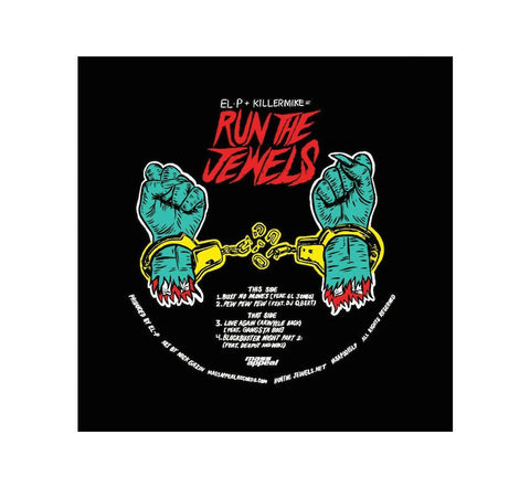 Preorders - Run The Jewels - Bust No Moves (RSD Vinyl)