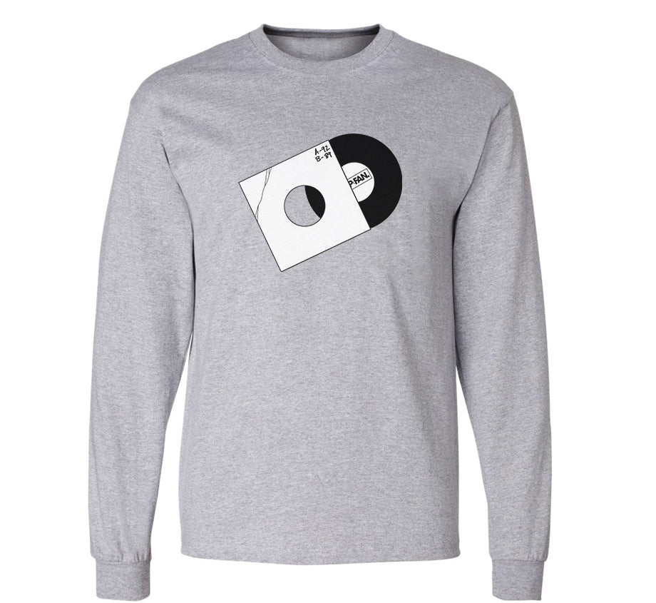 Rap Fan X Matt Zaremba Long Sleeve T-shirt