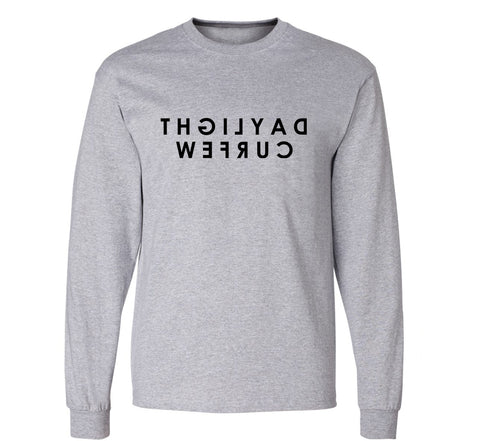 Rearview Long Sleeve (grey)