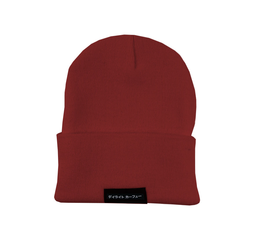 Spring '19 - Chapter Two Beanie (Maroon)
