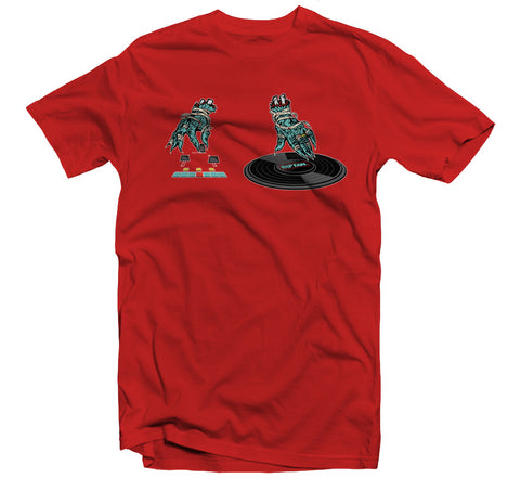 RTJ DJ T-shirt (Red)
