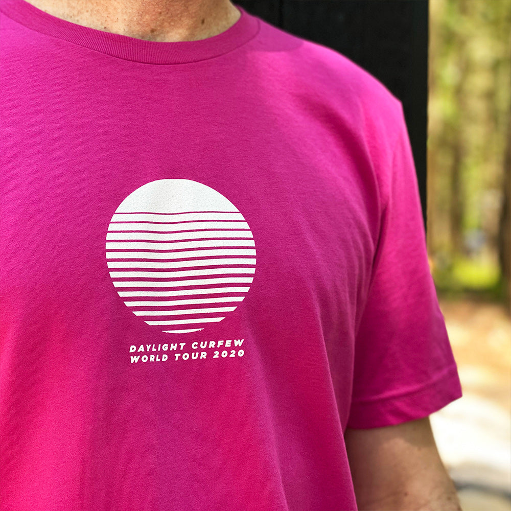 Summer '20: Retro World Tour T-shirt