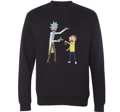 Rick The Jewels Crewneck (black)
