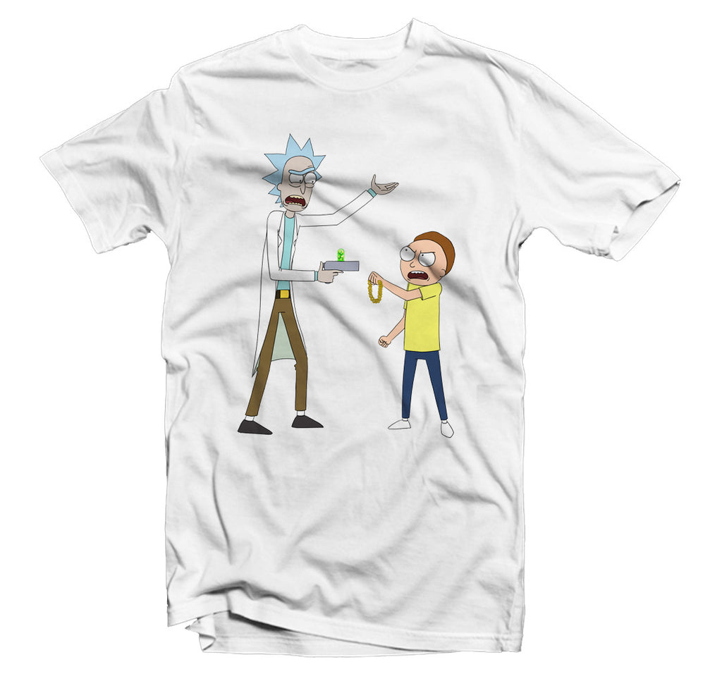 Rick The Jewels T-shirt - White