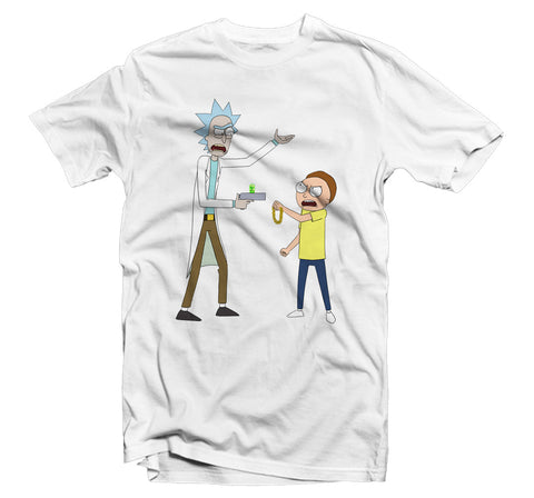 Rick The Jewels T-shirt (white)