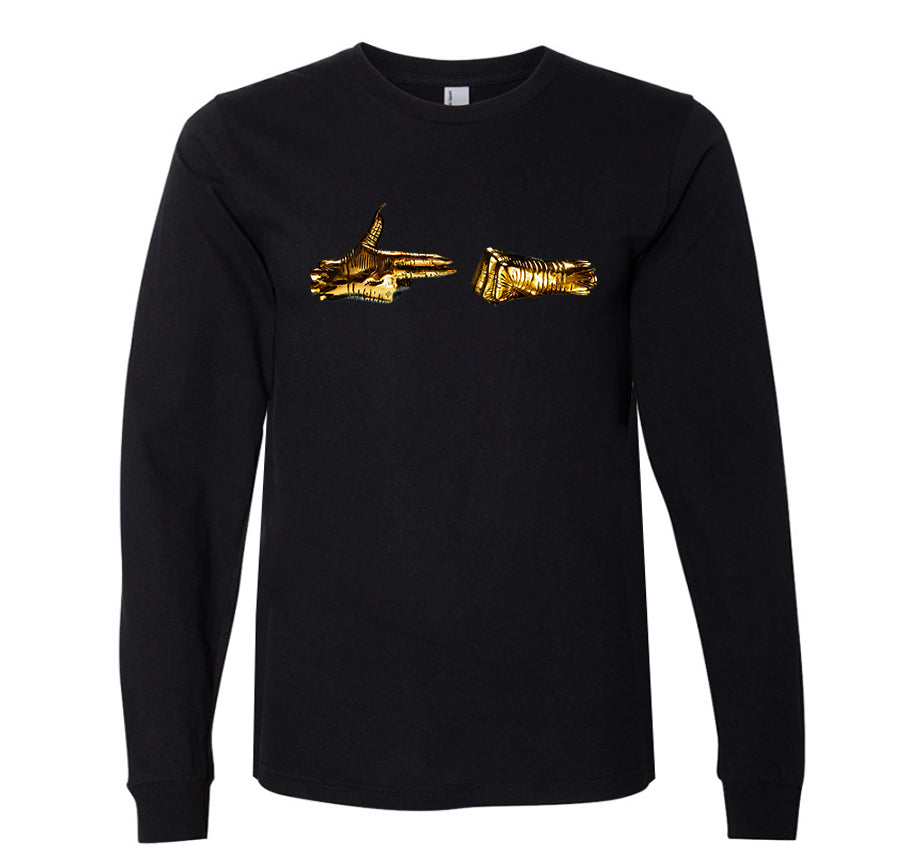 RTJ3 Long Sleeve T-shirt (Black)