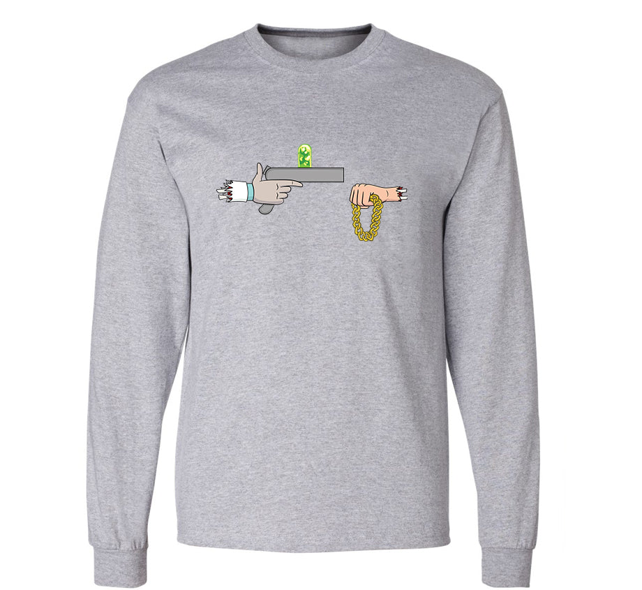 Official Rick The Jewels Long Sleeve T-shirt