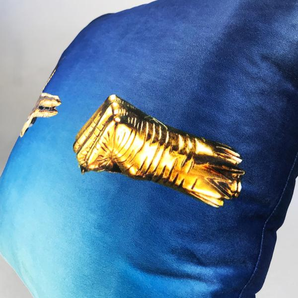 RTJ Golden Hands Pillow