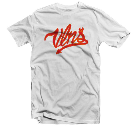 VLNS Strike Gold T-shirt - White