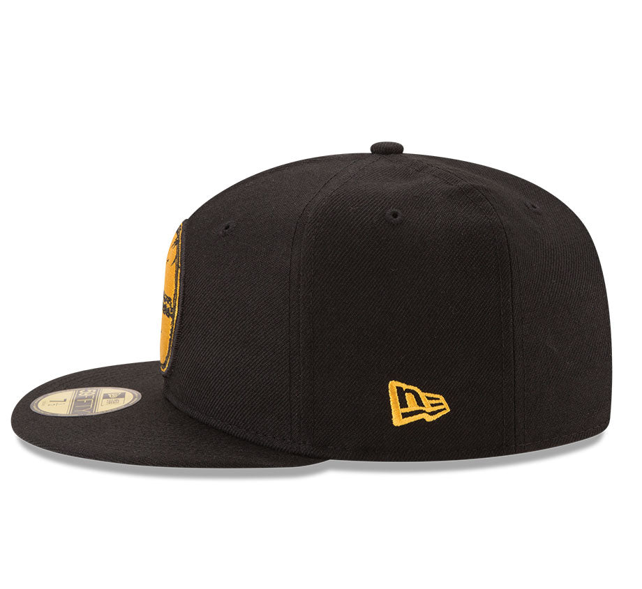 RTJ x New Era Golden Patch Fitted Hat