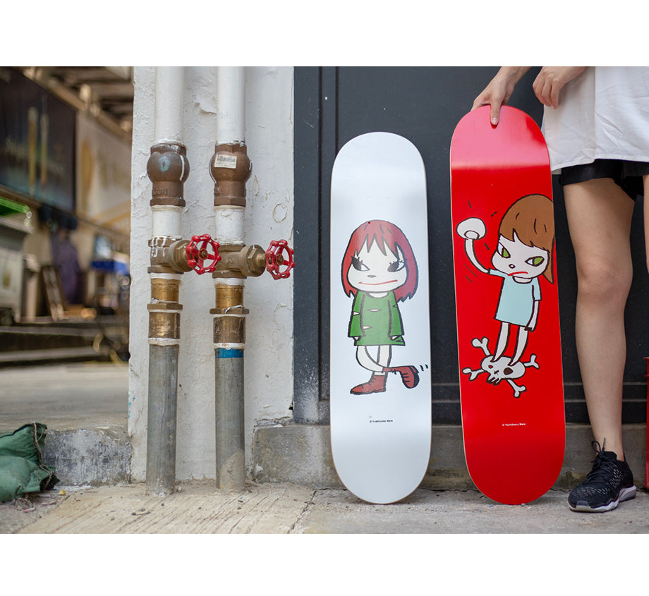 Spring '19 - Yoshitomo Nara: Welcome Girl Skateboard
