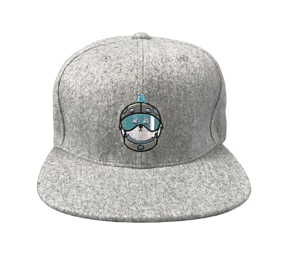 Snuffles Wool Snapback (Edition of 100)