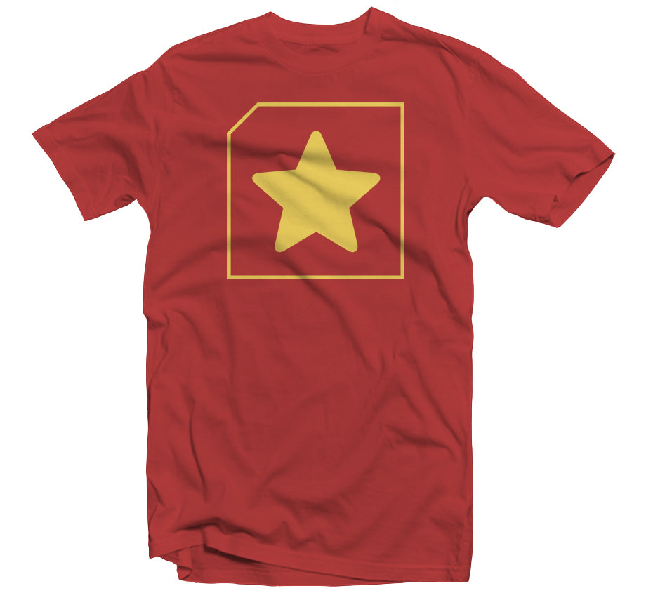 Star T-shirt (Red)