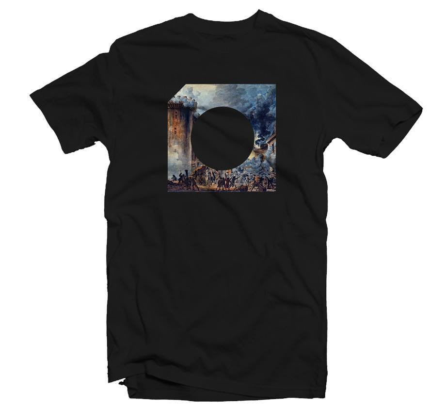 T-shirt - Bastille (black)