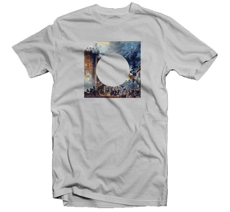 T-shirt - Bastille (grey)