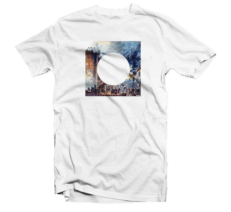 T-shirt - Bastille (white)