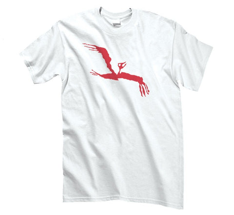 T-shirt - Bird T-shirt (white)