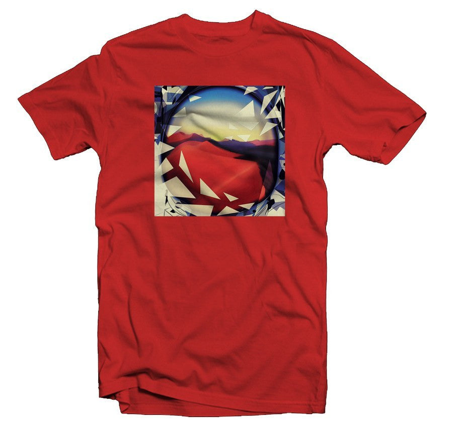 T-shirt - Dfalt - Seventy-Nine (red)