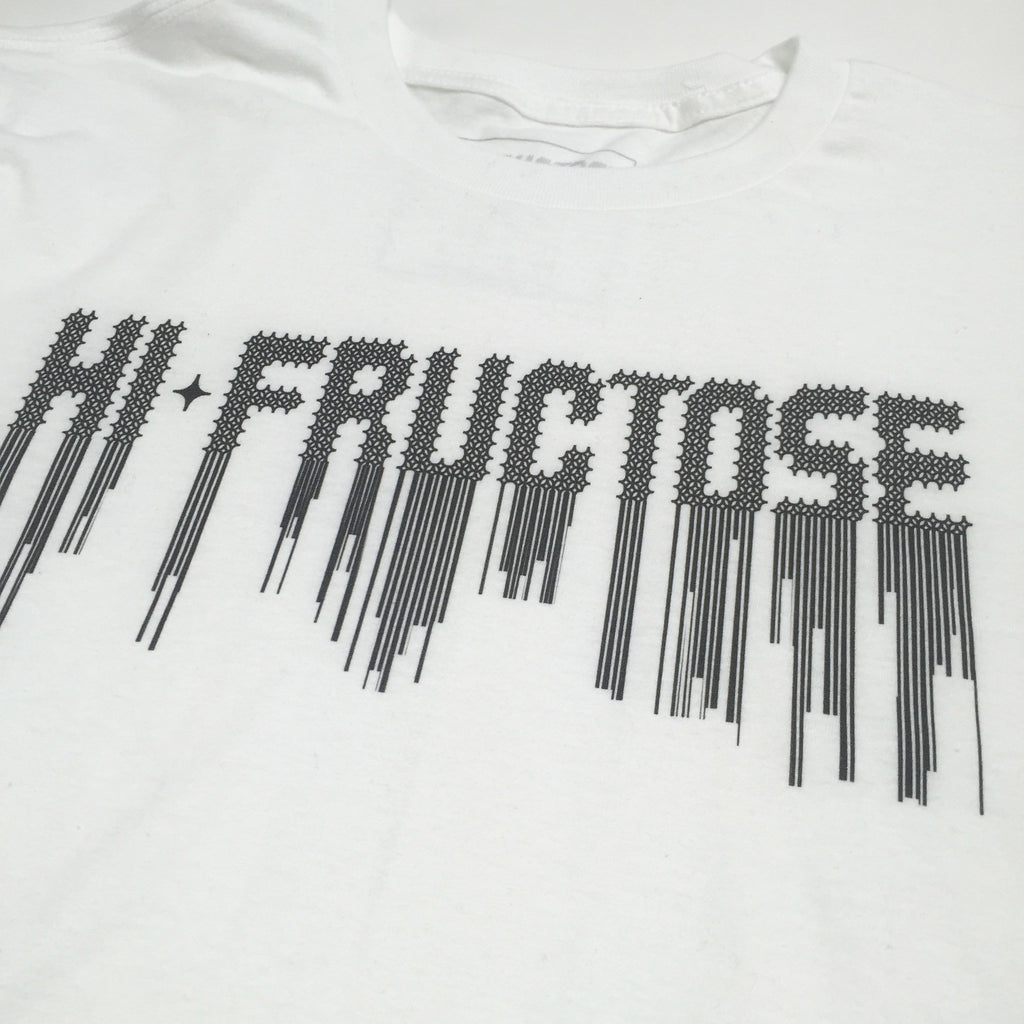 T-shirt - Digital Drips T-shirt (white/grey)