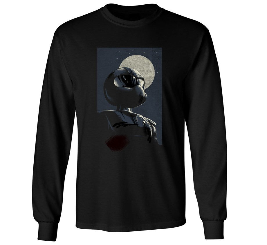 T-shirt - TOM Longsleeve (black)