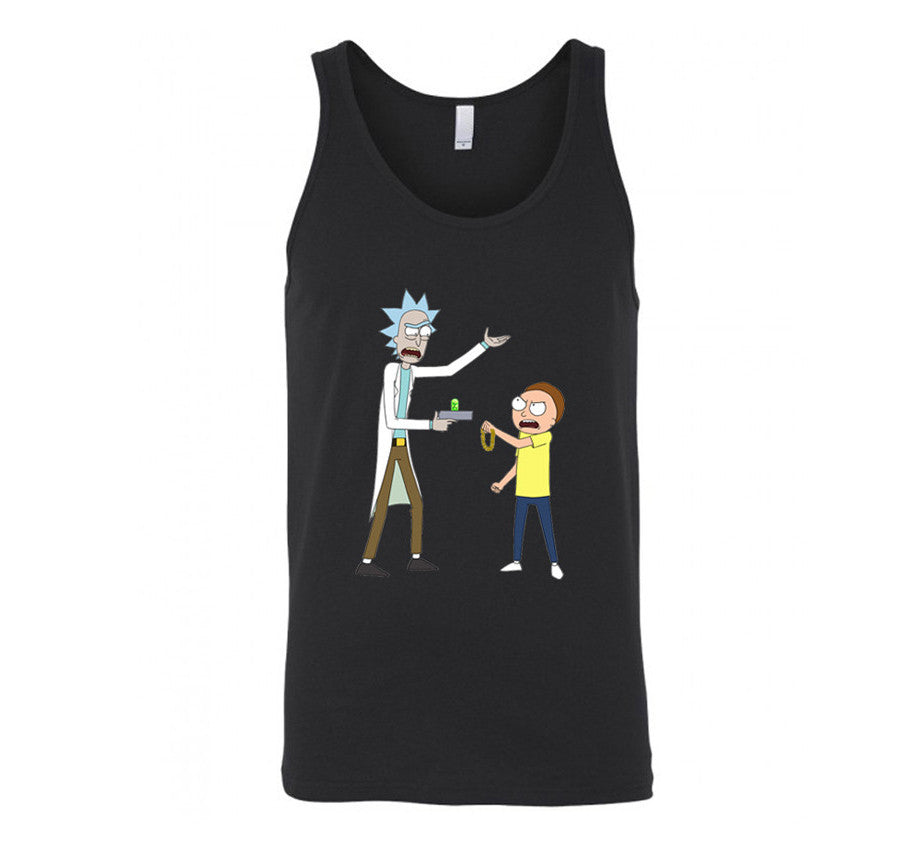 Rick The Jewels Tank - Black