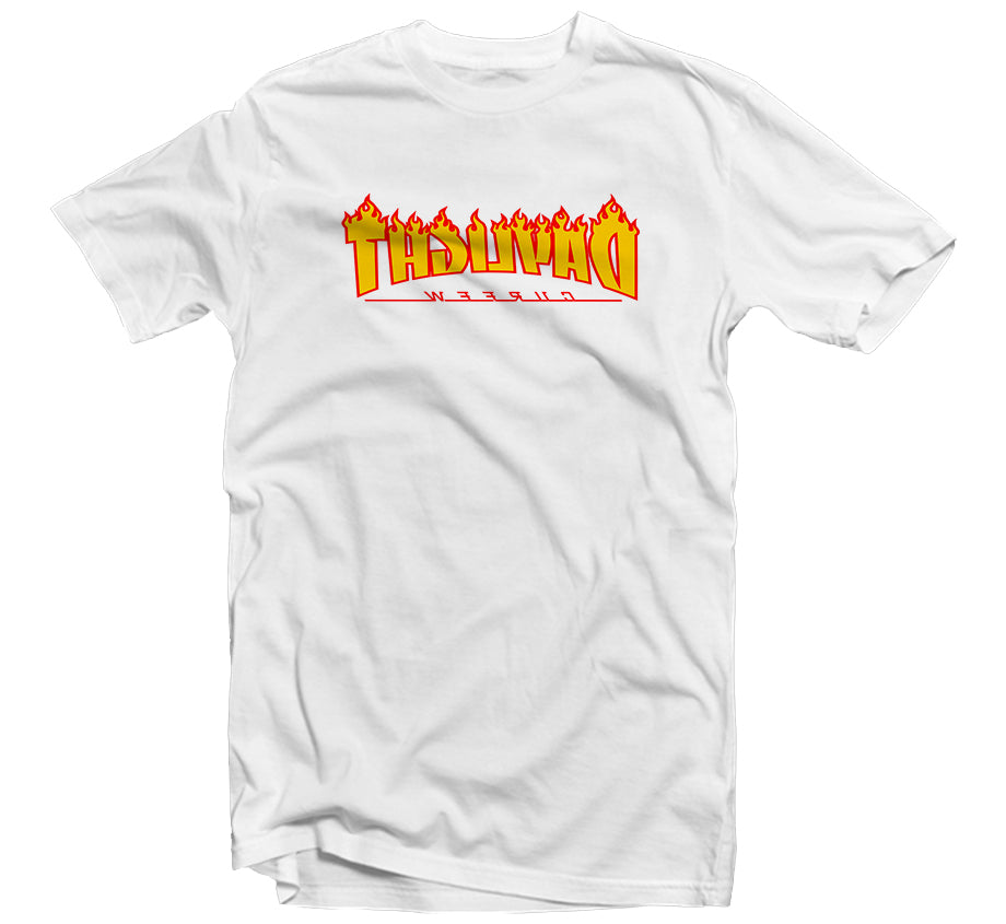 Blazed T-shirt (White)