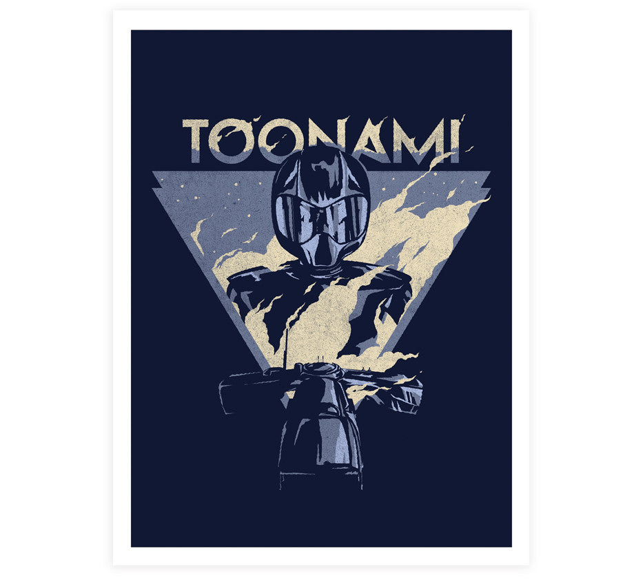 Toonami Absolution Print