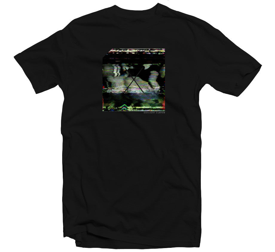 Channel 99 T-shirt - Black