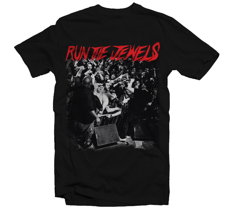 Run The Jewels Tour Photo T-shirt