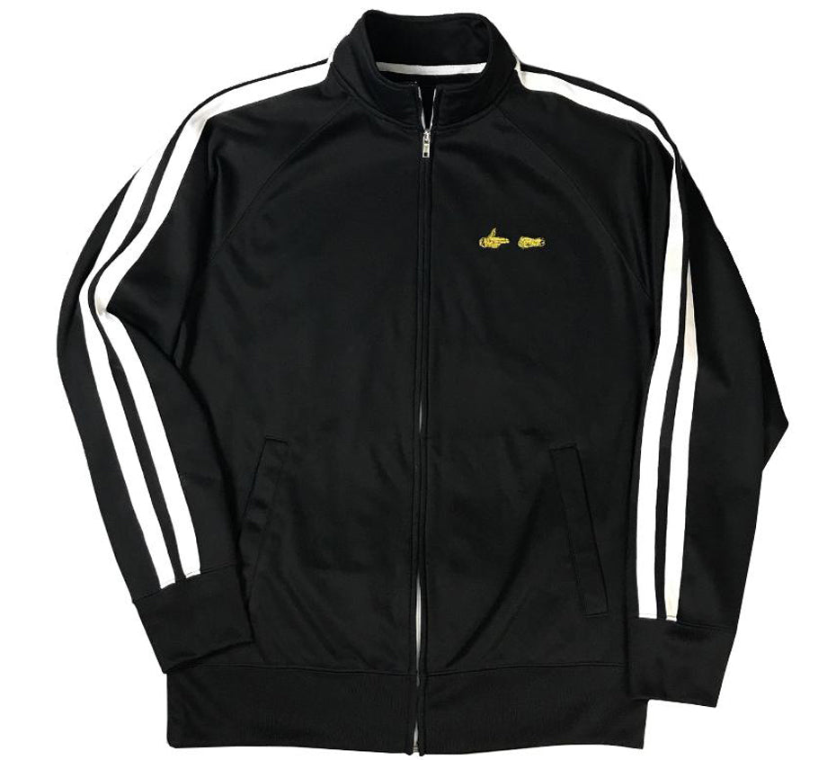 Pistol Fist Track Jacket (Black)
