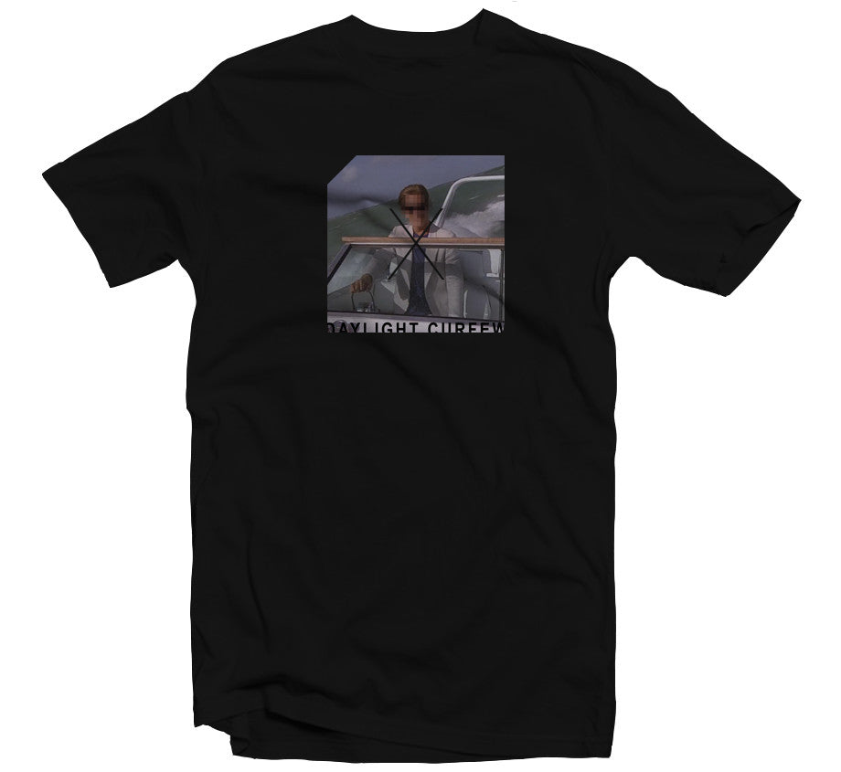 Yacht Rock T-shirt - Black