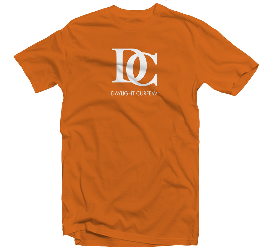 Louis Curfew T-shirt (Orange)