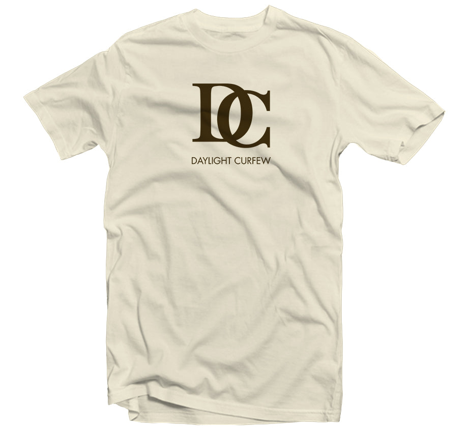 Louis Curfew T-shirt - Cream
