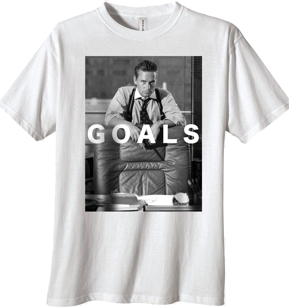 Patriot Goals T-shirt (White)