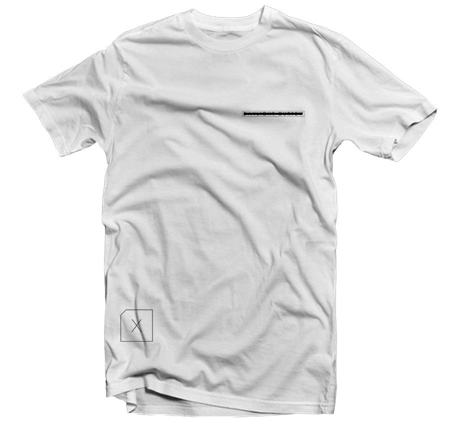 Redacted T-shirt - White