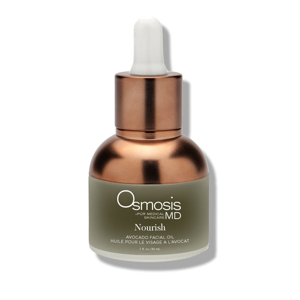 Osmosis+ MD Nourish Avocado Facial Oil