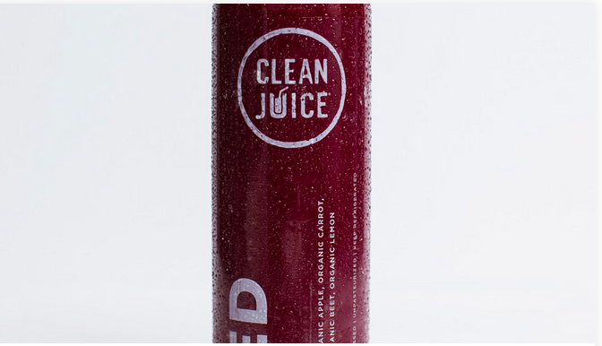 RED Cold-Pressed Juice 16oz. | Clean Juice (In-Store Pickup Only!)