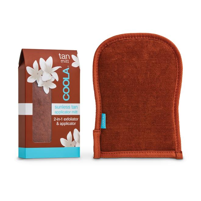 COOLA Sunless Tan 2-in-1 Applicator/Exfoliator Mitt