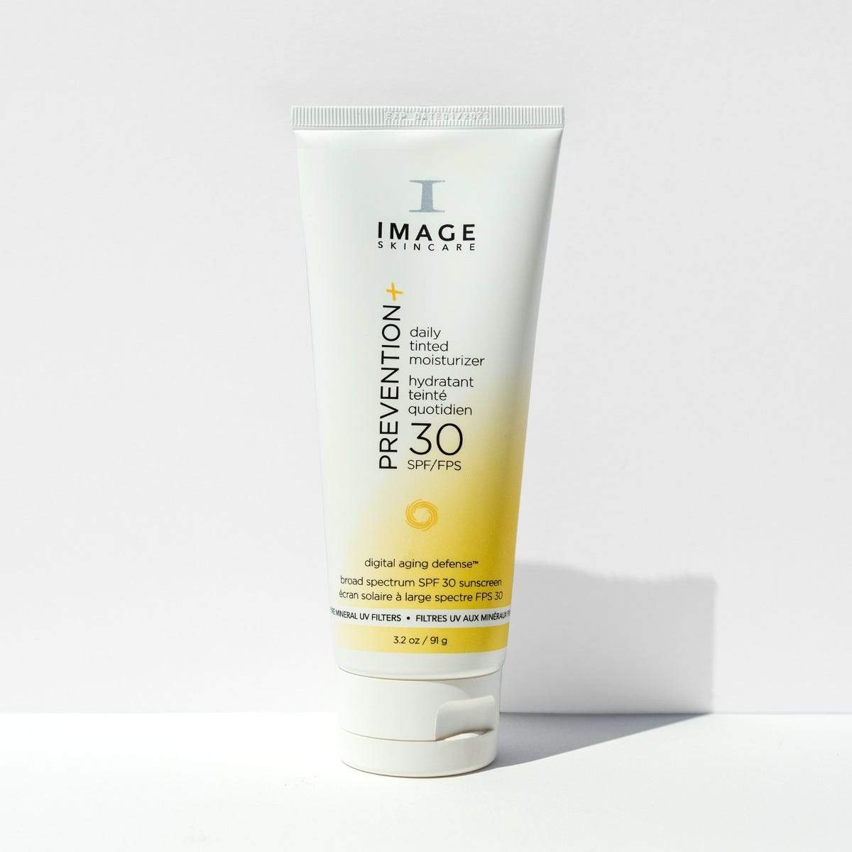 Prevention+ Daily Tinted Moisturizer SPF 30 | Image Skincare